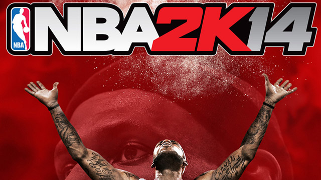 NBA 2k14 5-person team play