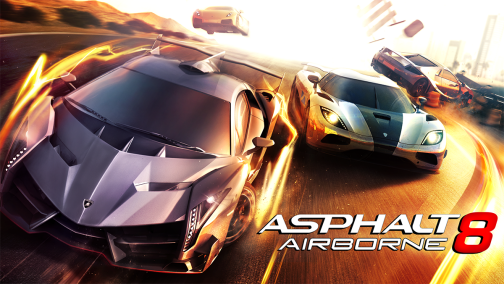 Asphalt 8: Airborne – Welcome to Dubai!