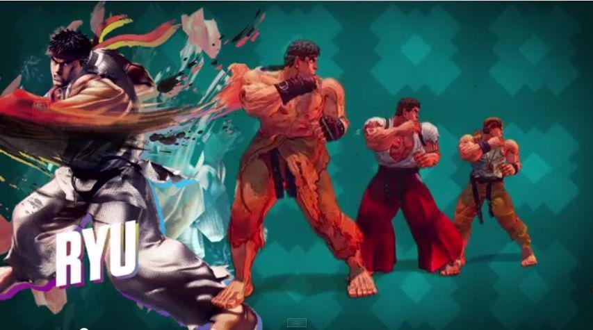Ultra Street Fighter IV Costumes
