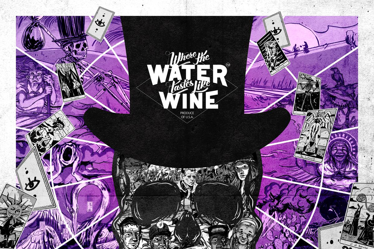 Η μελαγχολία του Where The Water Tastes Like Wine