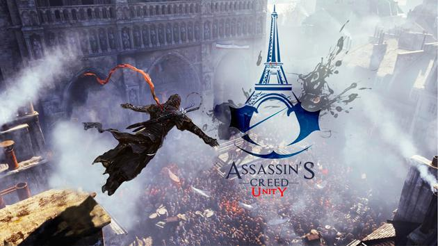 Assassin's Creed Unity: Cosplay in Paris