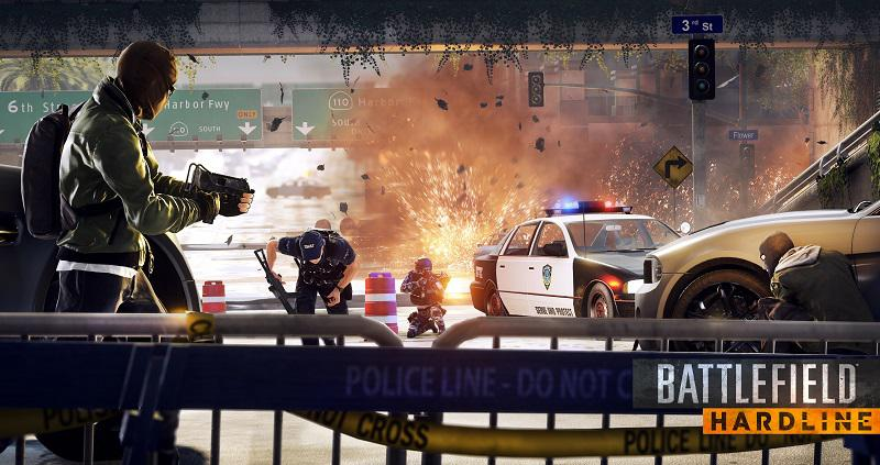 Battlefield Hardline instant Beta Access!