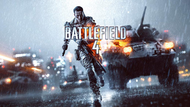 Battlefield 4 patch released