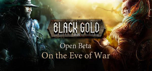 Black Gold Online Open Beta