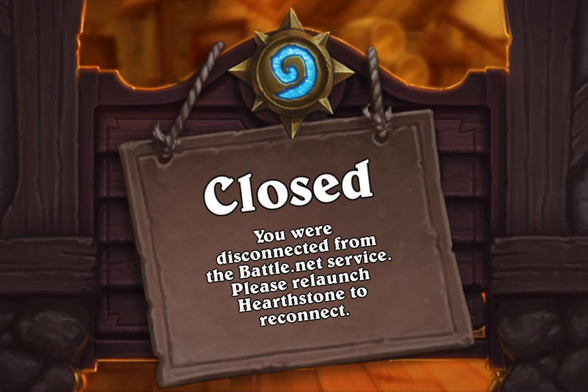 Disconnects και latency στους σέρβερς της Blizzard