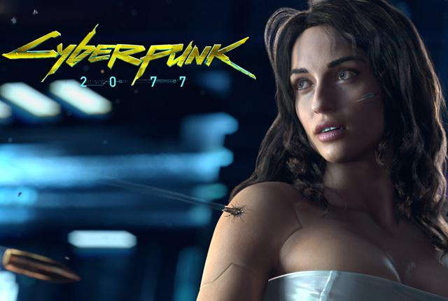 Cyberpunk 2077 Cinematic Trailer