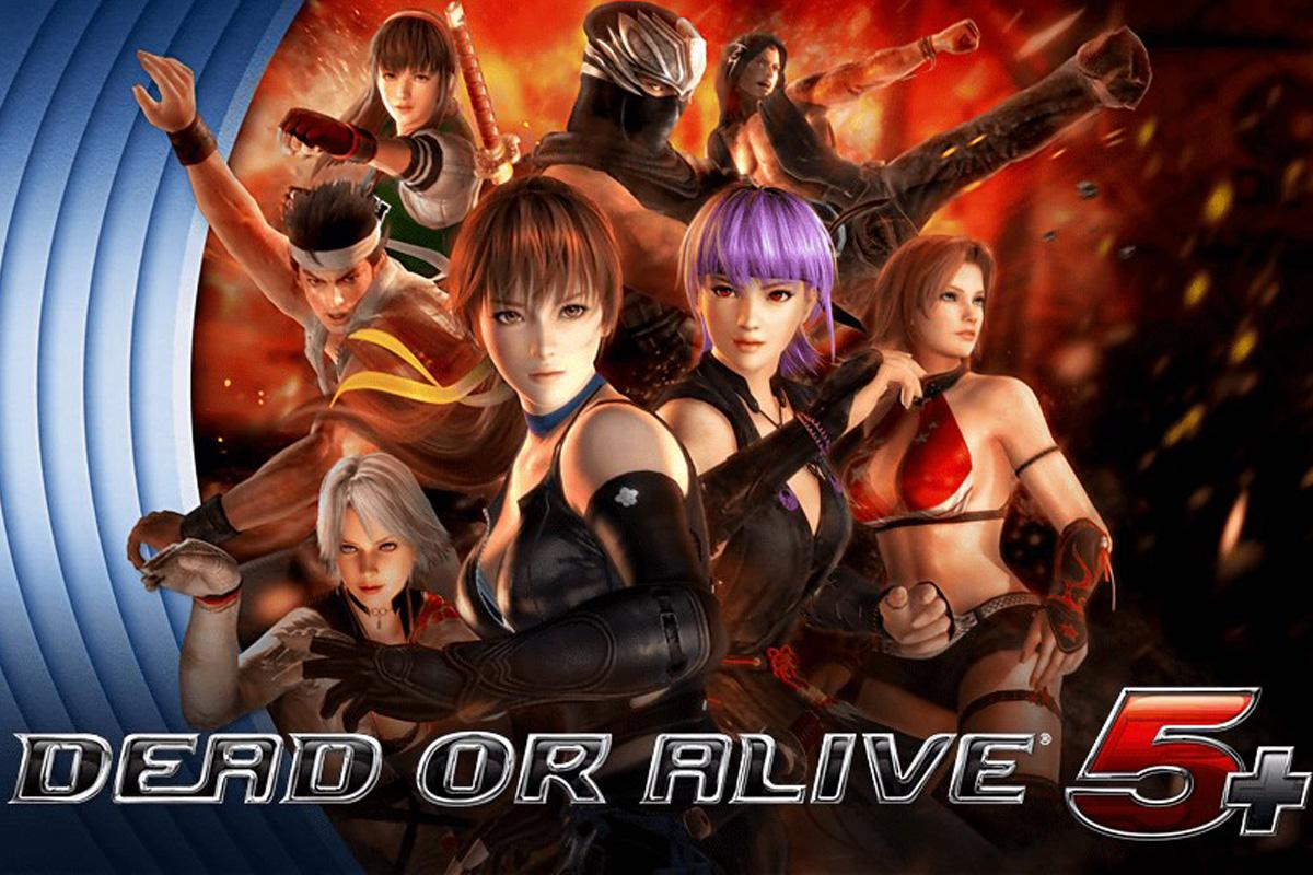 Dead or Alive 5: Last Round – Launch Trailer