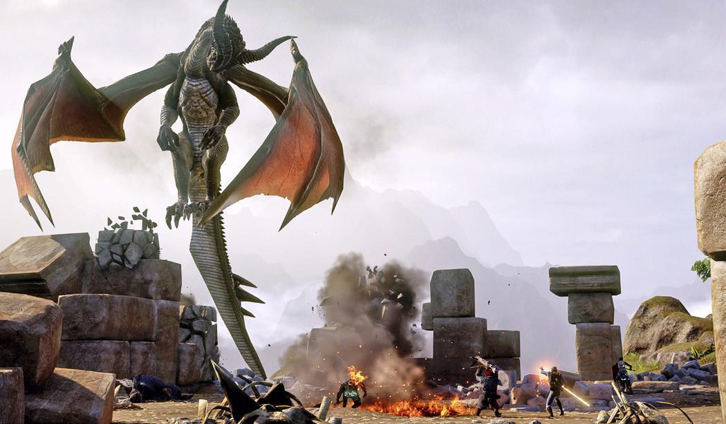 New Dragon Age: Inquisition Screenshots