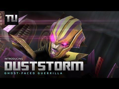 Introducing Duststorm