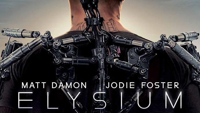 Elysium Movie Trailer