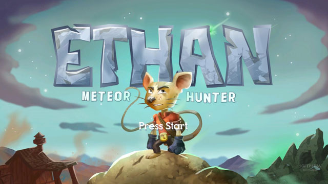 Ethan: Meteor Hunter trailer