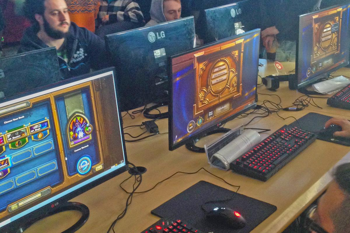 GRreatest Hearthstone Tour Photo Gallery