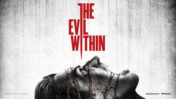 Terrified by 'The Evil Within'