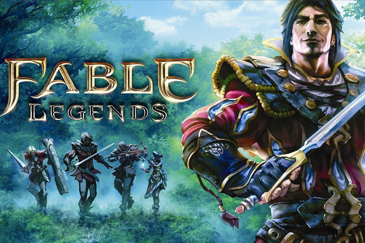 Fable Legends beta signup