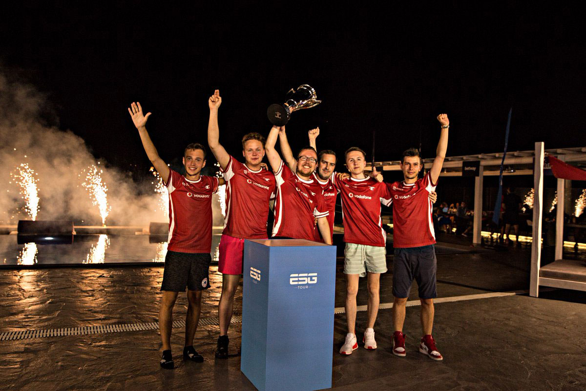 ESG Tour Mousesports