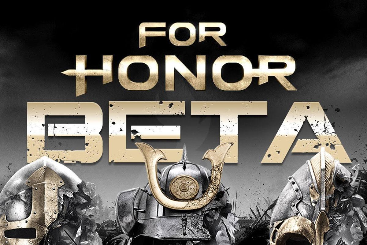 For Honor Beta Sign-Up