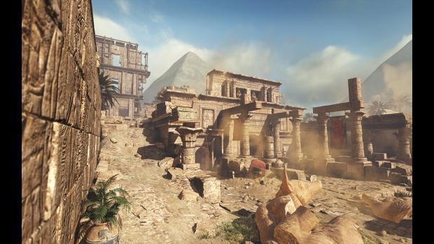 Official Call of Duty: Ghosts Pharaoh Map Preview