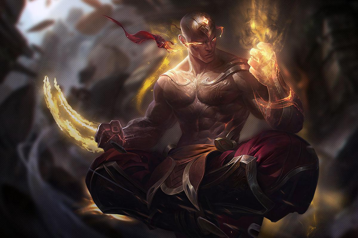 God Fist Lee Sin Animation και Skin Spotlight