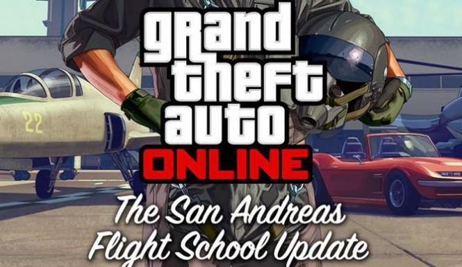 GTA Online: The San Andreas Flight School