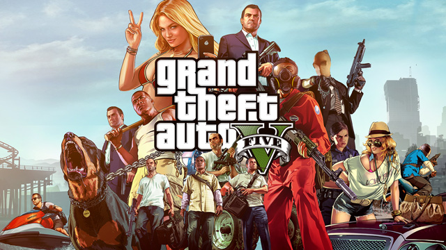 Grand Theft Auto 5 Launch Trailer