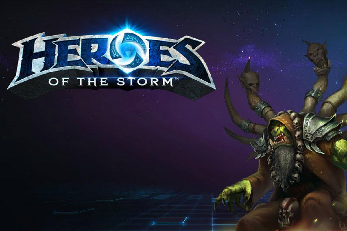 Heroes of the Storm – Gul'dan Trailer