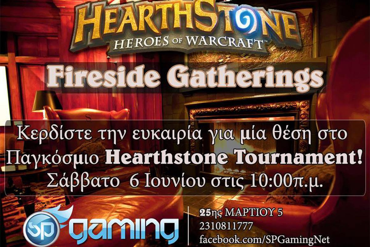 SP Hearthstone Fireside Gathering