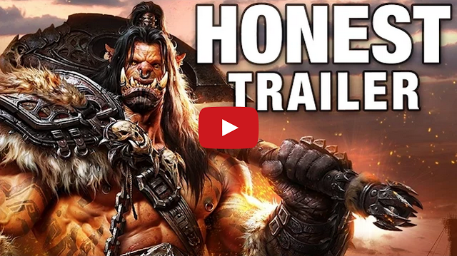 Honest Game Trailers: World of Warcraft