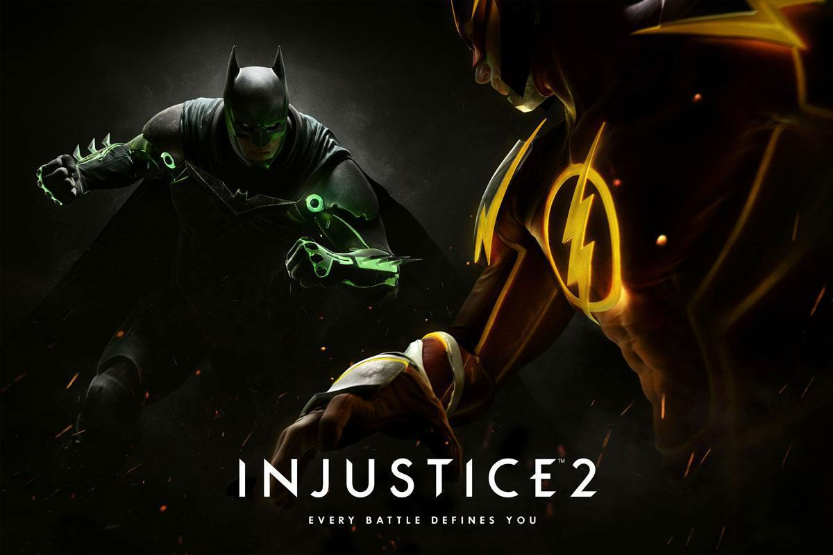 Injustice Gods Among Us 2