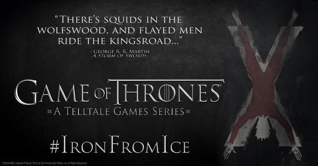 Game of Thrones game Teaser