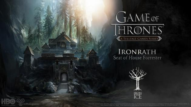 Iron from Ice release dates!