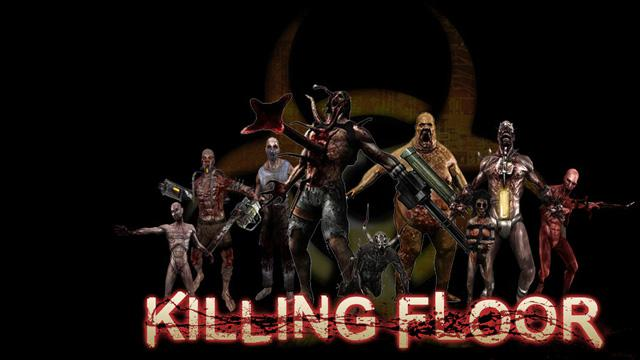 Killing Floor 5 years Infographic