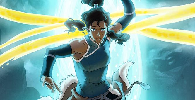 The Legend of Korra announcement trailer
