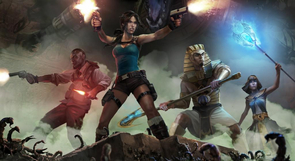 Lara Croft and the Temple of Osiris – E3 2014