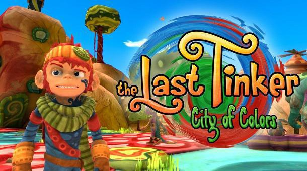 The Last Tinker: City of Colors – Action Trailer