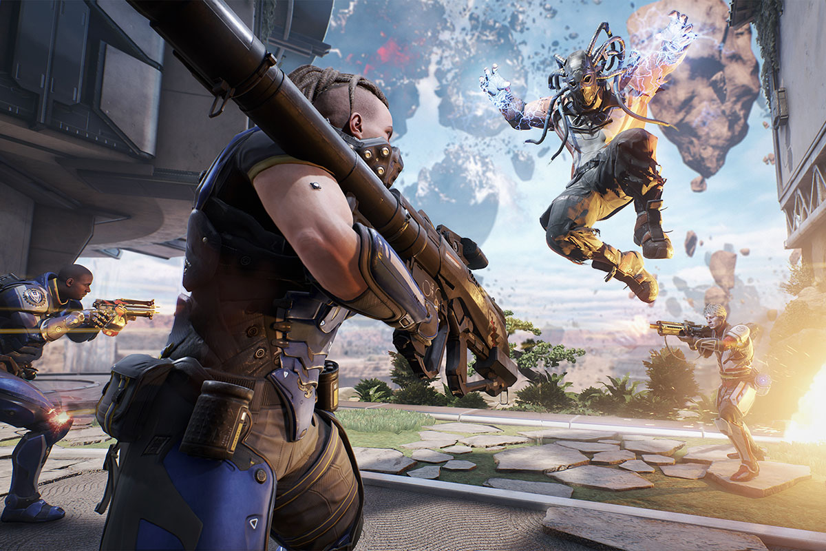 Lawbreakers – Skilled AF Trailer