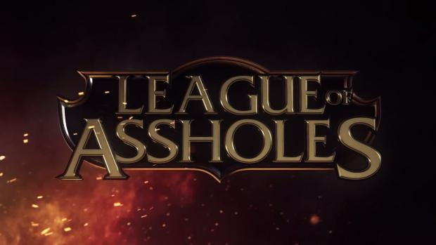 Honest Game Trailers: League of Legends