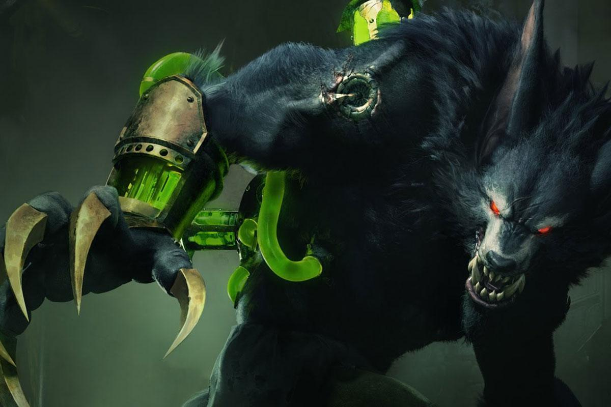 Warwick The Wrath of Zaun teaser [video]