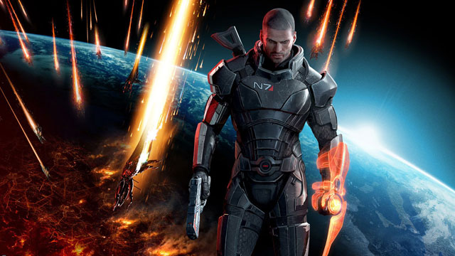 Mass Effect 4 without Shepard