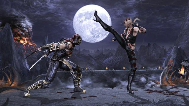 Mortal Kombat stays online after GameSpy