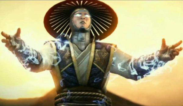 Mortal Kombat X- Raiden Official Trailer
