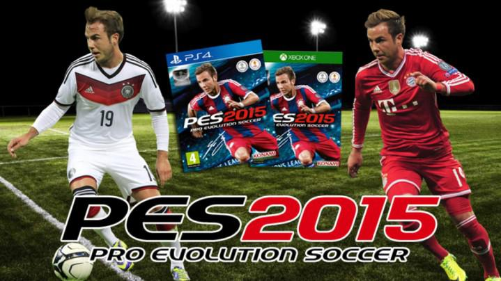 PES2015 – The Pitch is Ours Trailer