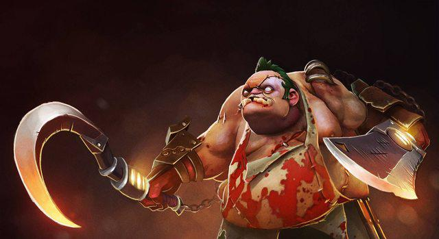 Dota 2: Pudge the Butcher
