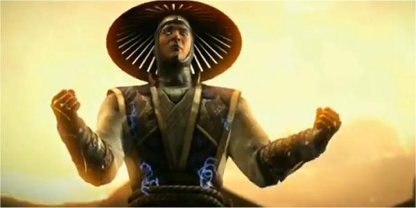 Mortal Kombat X – Raiden Reveal Trailer