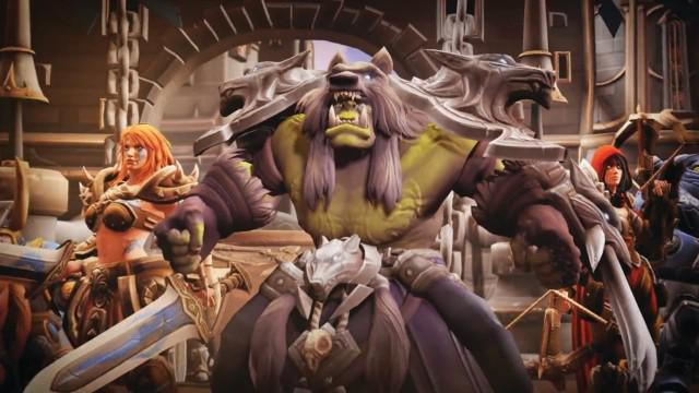 Heroes of the Storm – Rehgar Trailer
