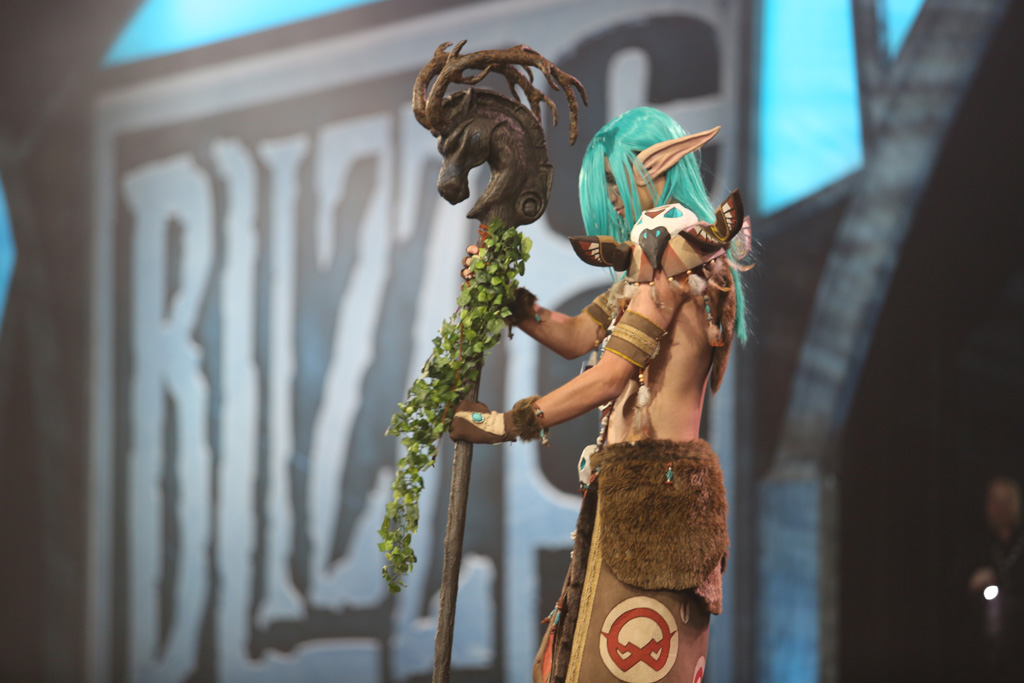 Blizzcon 2013 Cosplay