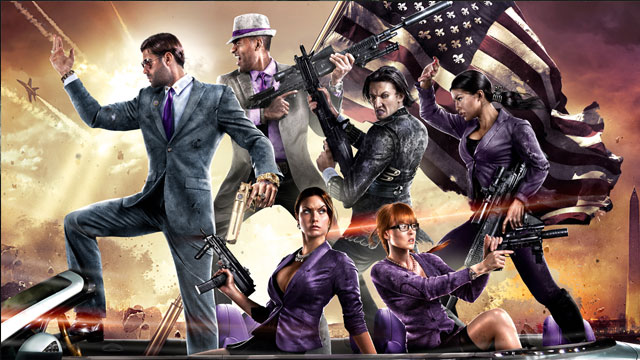 Saints Row IV – Cheat Codes