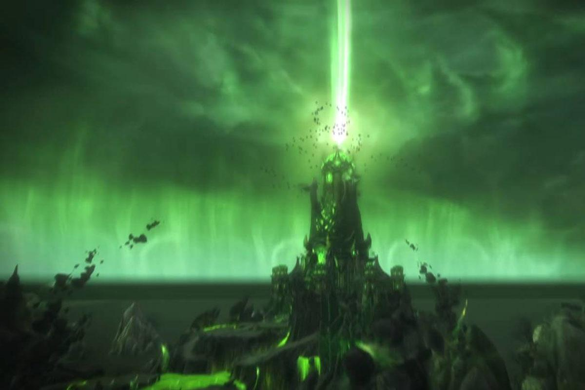 World of Warcraft: Legion – The Tomb of Sargeras Trailer