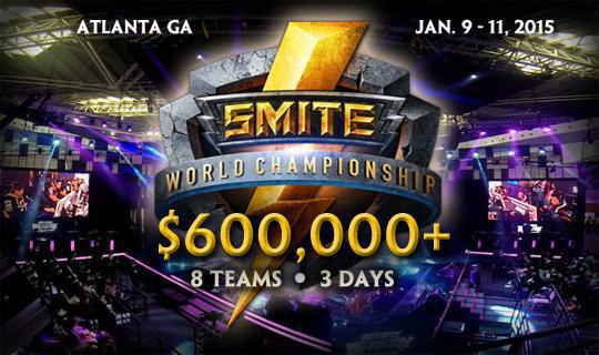 Smite – World Championship Trailer