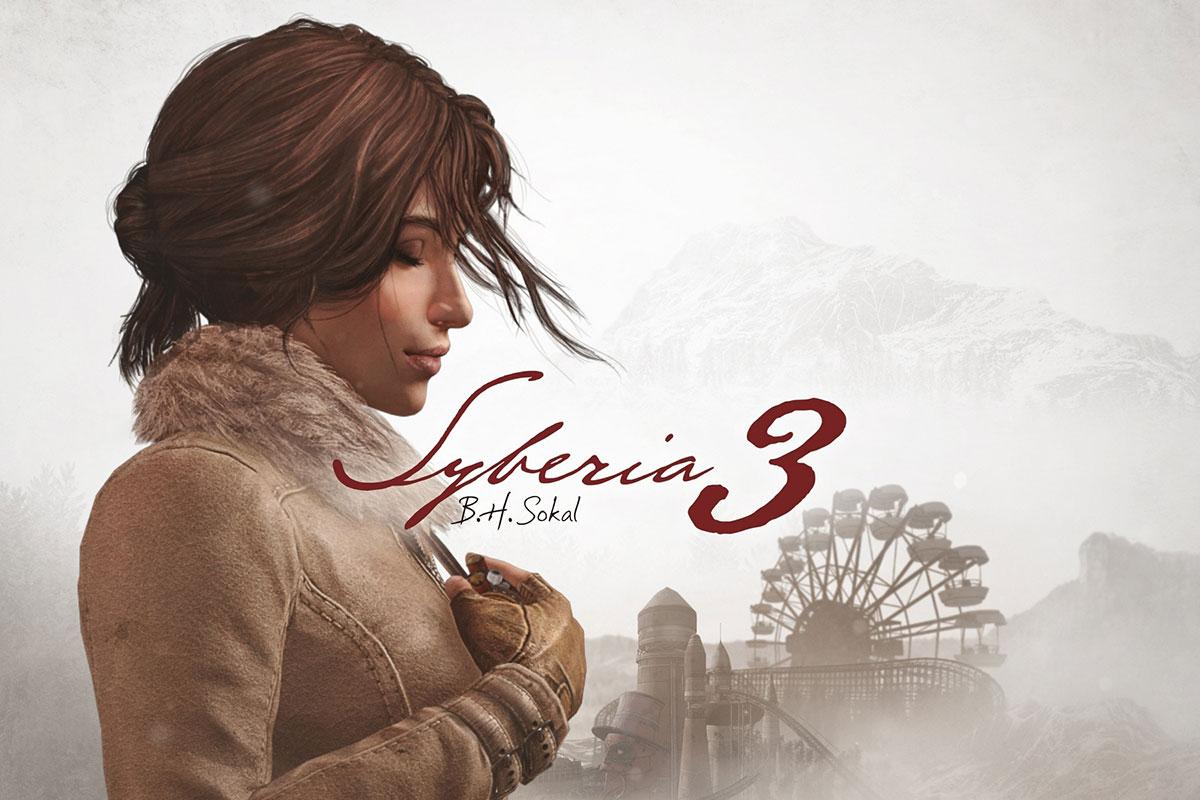 "Syberia 3 official ""Story"" trailer"