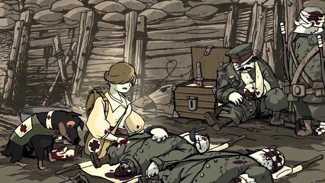 Valiant Hearts Mobile Version